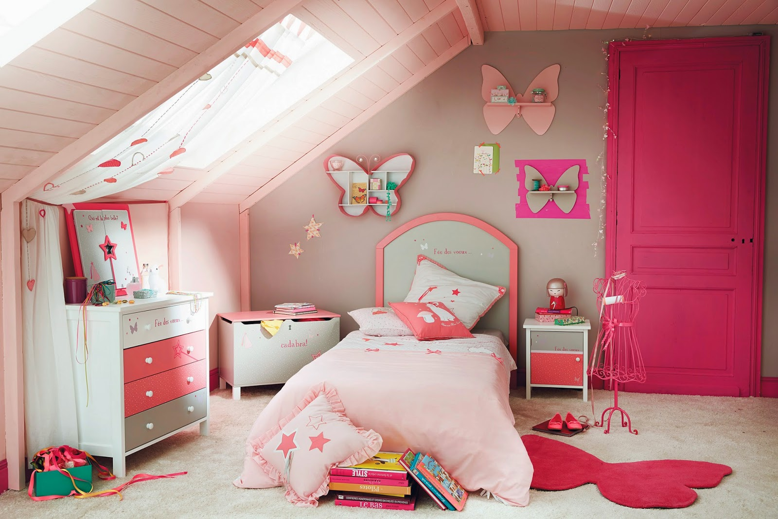 Chambre Petite Fille Maison Du Monde - Amazing Home Ideas ...