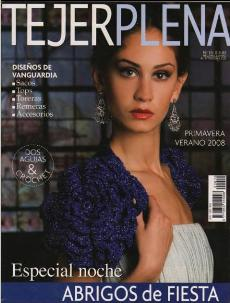 Revista Tejer Plena №10 2008