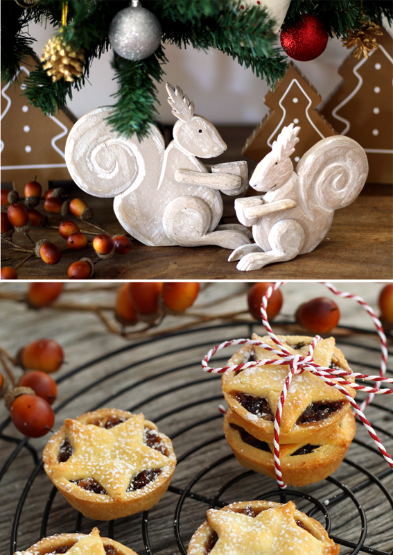 how to make fruit mince pies