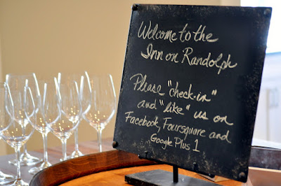 Welcome to the Inn on Randolph in Napa, CA | Taste As You Go