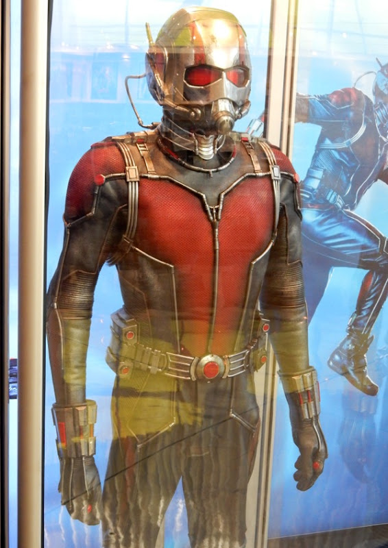 Ant-Man film costume