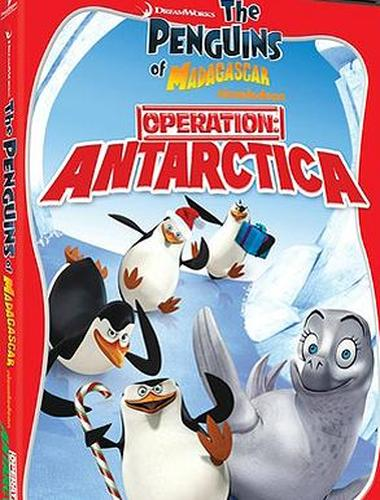 Los Pingüinos de Madagascar Operación Antártica DVDRip Español Latino Película 2012