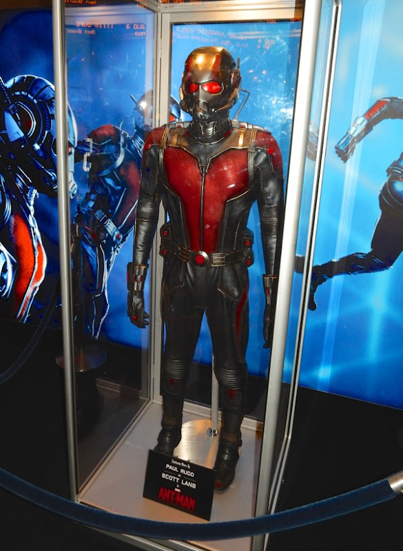 Ant-Man movie suit