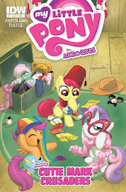 MLP Micro Series #7 Comic