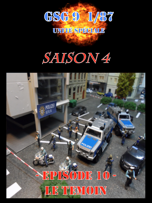 Saison 4 - Episode 10
