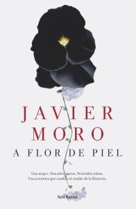 A flor de piel - Portada