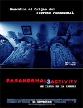 Actividad Paranormal 3 (2011) [Latino]