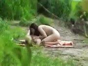 Levou a novinha pro mato - http://videosamadoresdenovinhas.com