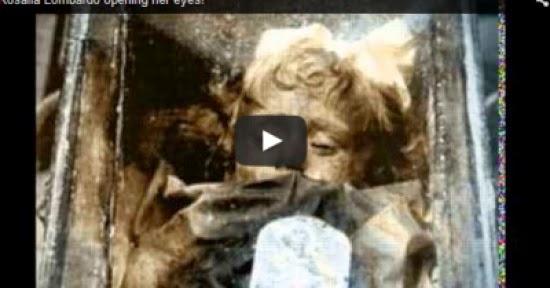 بالفيديو.. 2 مليون مشاهدة لـ«متوفاة» منذ 90 عاما تفتح عينيها