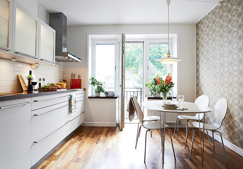 Home staging 101 10 semplici consigli per preparare una for Narrow rectangular kitchen design