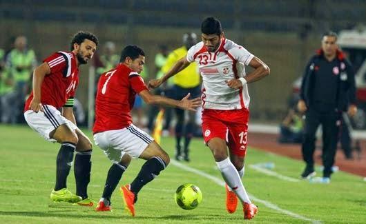 تقييم - فريق الغريب شوقى اما منتخب تونس