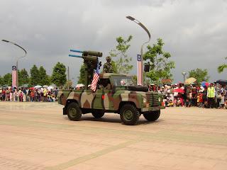 malezya ordusu