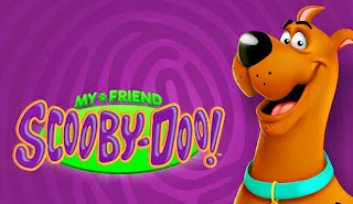 Screenshots of the My friend Scooby-Doo! for Android tablet, phone.