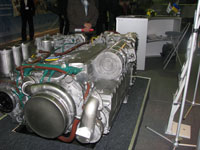 Двигатель 6ТД-3