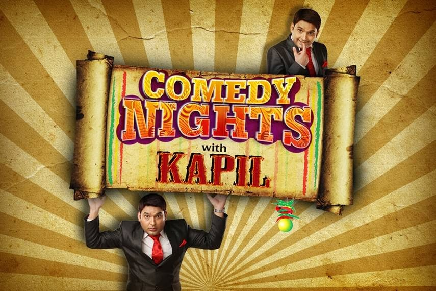Poster Of Comedy Nights With Kapil Episode