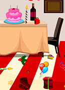 Уборка Новый год - Онлайн игра для девочек