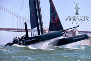 sailing, America's Cup, race, Oracle Team USA