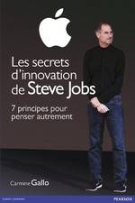 Commander le livre 'Les secrets d'innovation de Steve Jobs' de Carmine Gallo