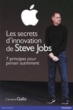 Commander le livre 'Les secrets d'innovation de Steve Jobs' de Carmine Gallo
