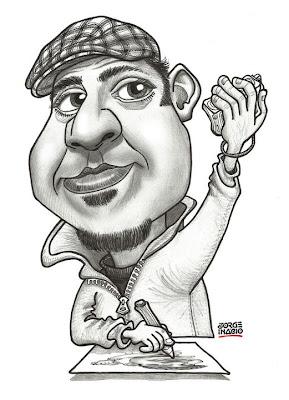 Manohead por Jorge Inacio