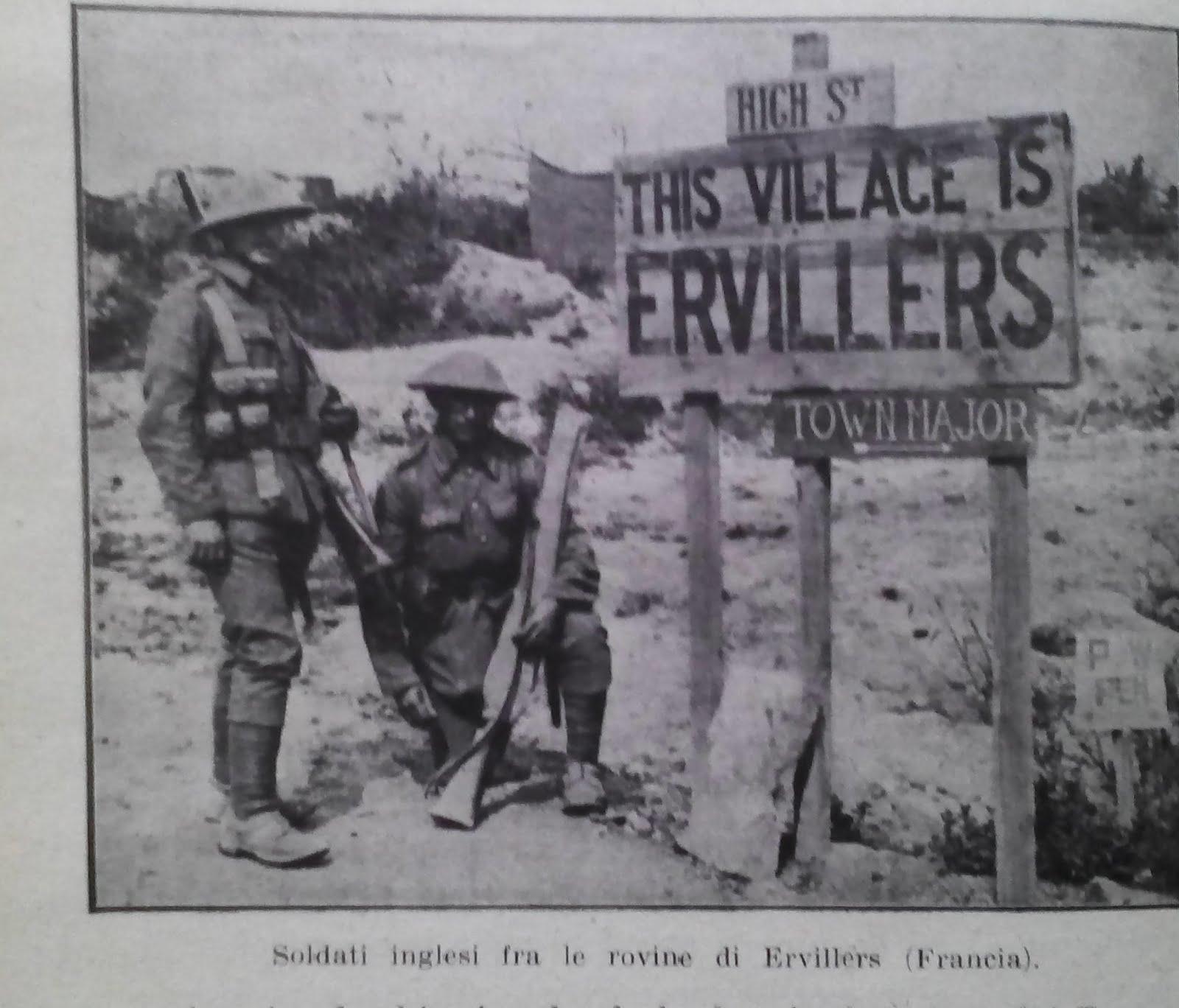 Ricerca Dizionario minimo della Grande Guerra 1914