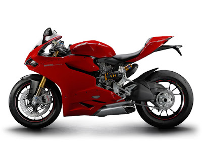 2012 Ducati 1199 Panigale S