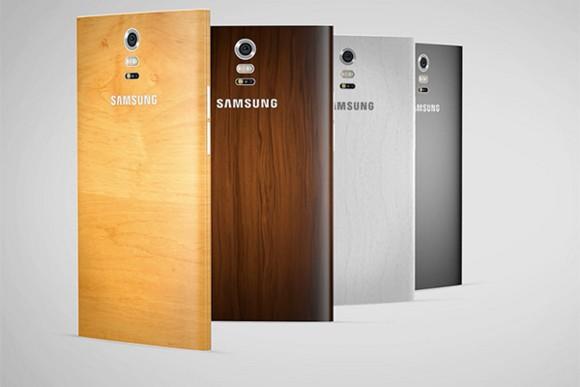 Concepto Samsung Galaxy Note 4