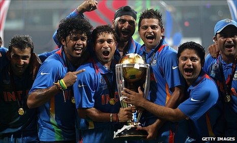 India v SriLanka World Cup 2011 Final Watch Online