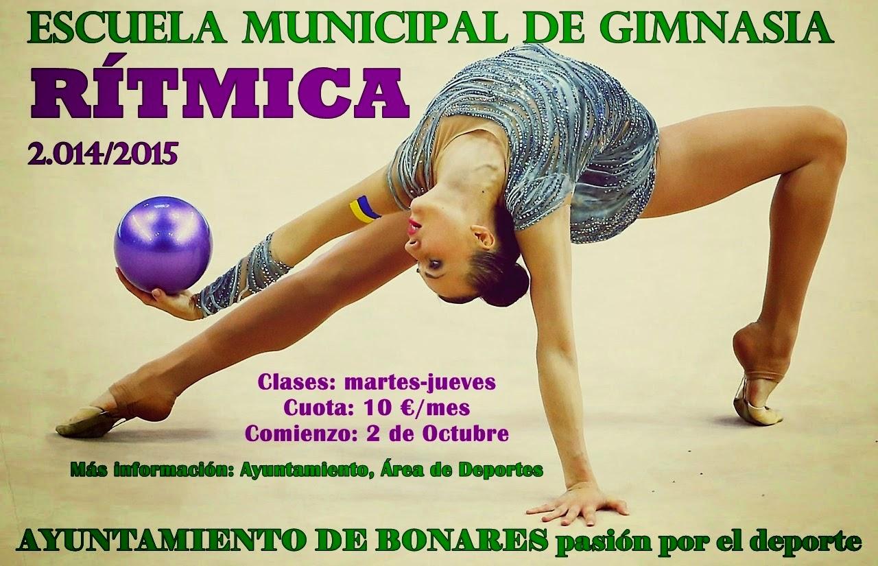 GIMNASIA RÍTMICA 2014-15