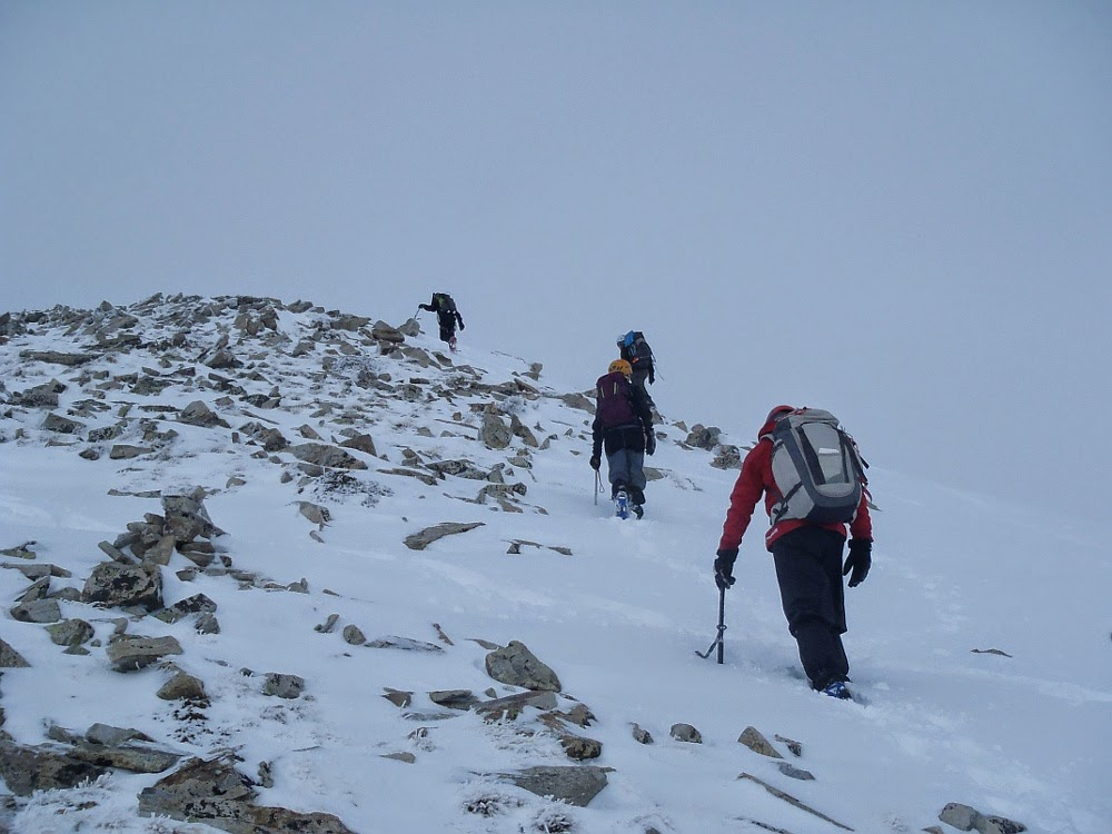 Cursos d'alpinisme