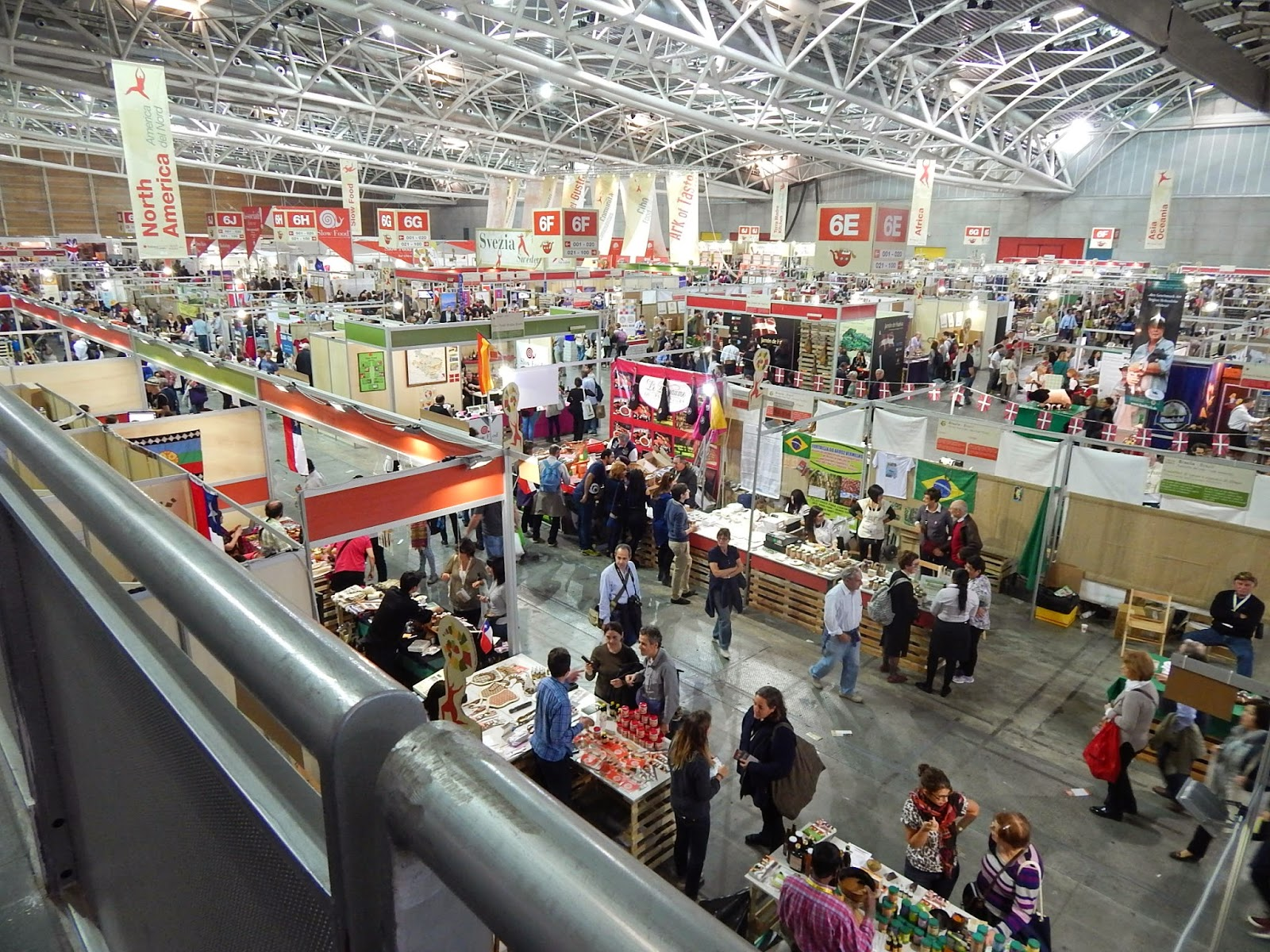 slow food festival a torino 2014