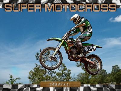 Super Motocross - Game Balap Motor Ekstrim