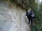 Algunes cordes a les parets ens ajuden a avançar amb més seguretat