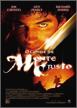O Conde de Monte Cristo  DVDRip RMVB Dublado