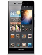 Price of Huawei Ascend P6