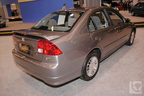 2003 Honda Civic Sedan. Honda civic 2005
