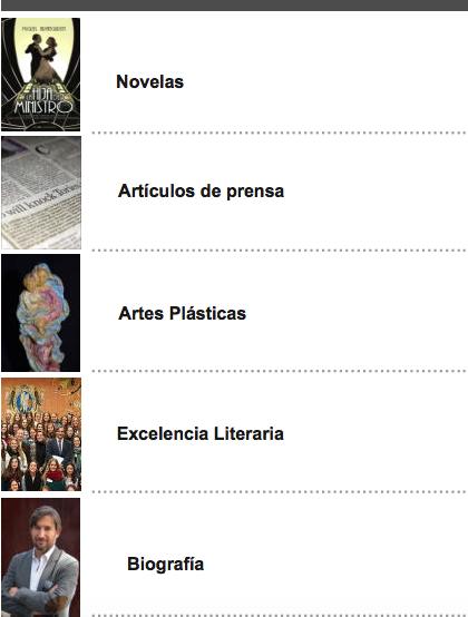 Web de Miguel Aranguren