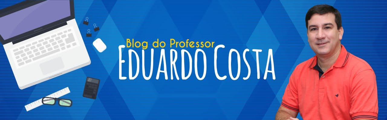 Professor Eduardo Costa