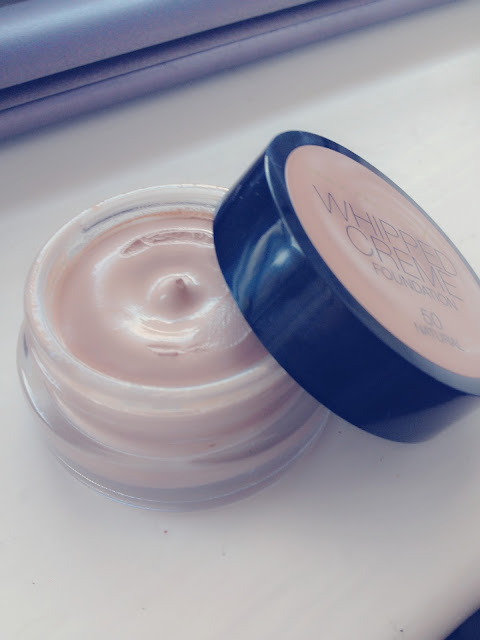 Max Factor Whipped Creme Glass Pot