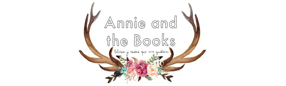 annie and the books