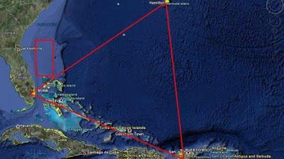 5 Tempat Ini Diyakini Sebagai Segitiga Bermuda Lainnya
