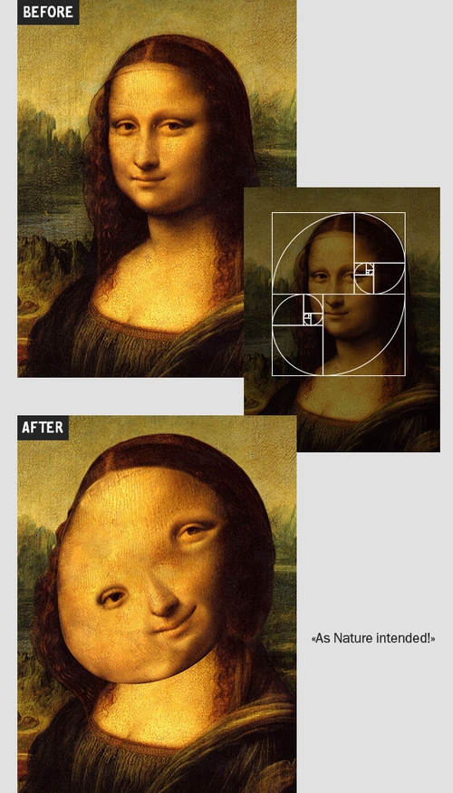 03-Mona-Lisa-Gioconda-Igor-Kochmala-Plastic-Surgery-using-the Fibonacci-Sequence-www-designstack-co