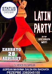 28/4 latin party