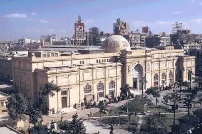 صور متاحف مصر متحف الاثار المصرى