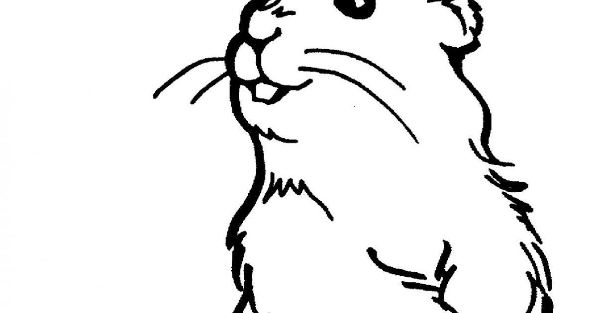 Coloring Pages Of Prarie Dogs Coloring Pages