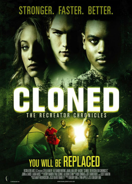 Nhân Bản - Cloned: The Recreator Chronicles