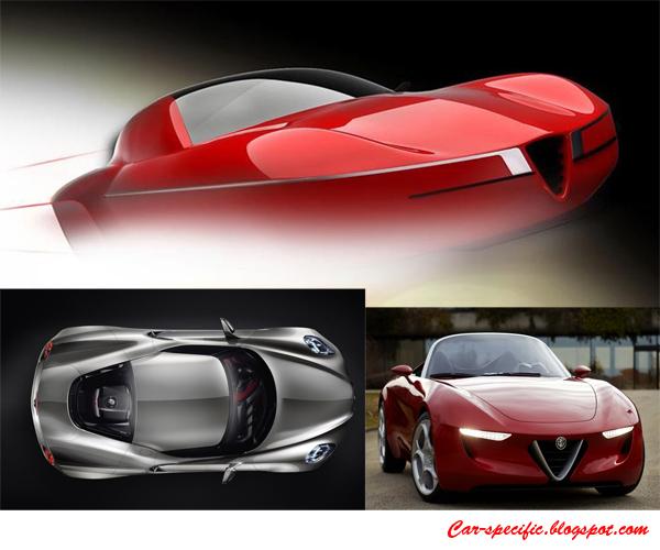 Alfa Romeo 4C Rear-wheel-drive Coupe 2013