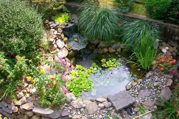 Decoraci n de jardines peque os ideas para decorar - Jardines pequenos decoracion ...