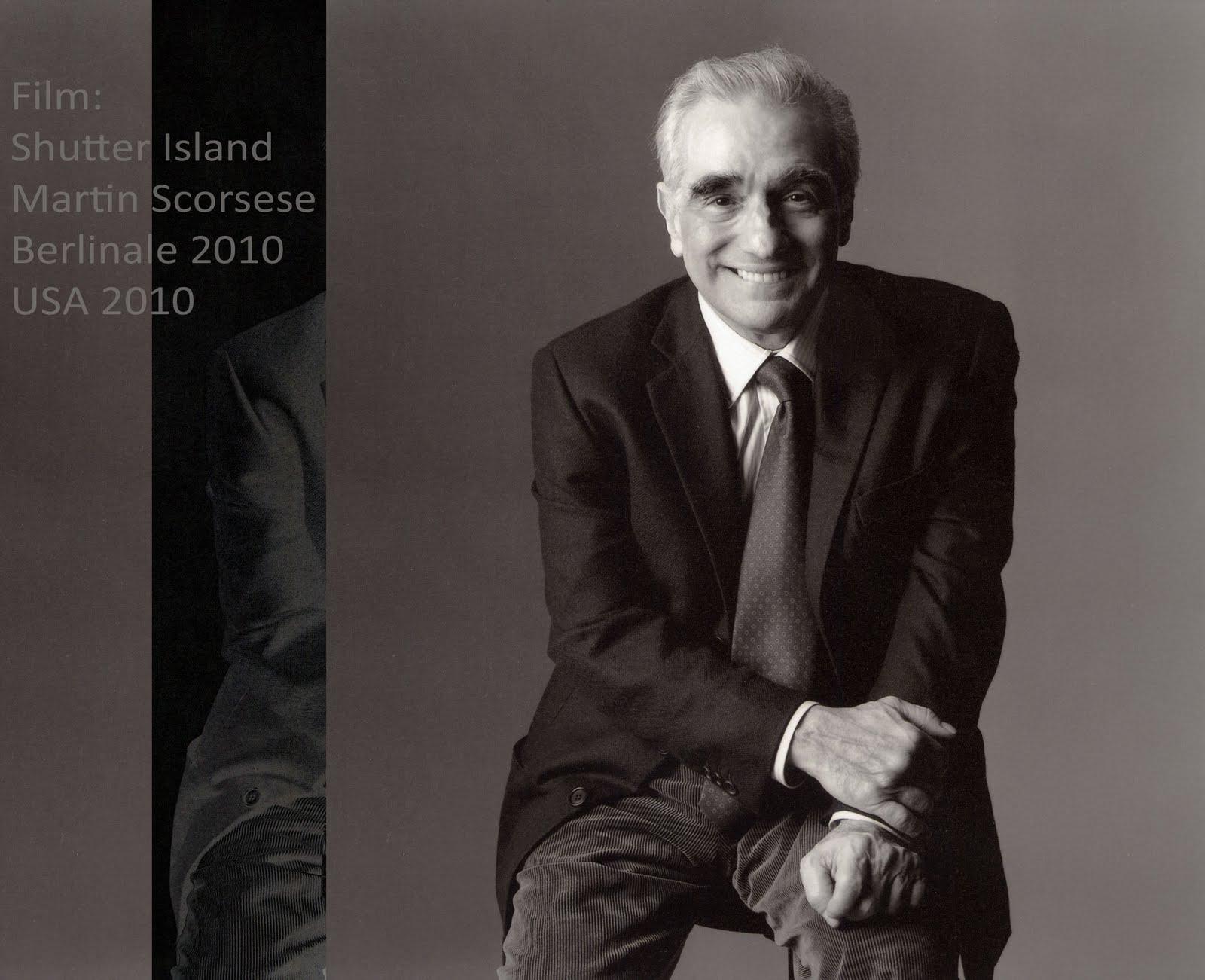 Martin Scorsese - Wallpaper Actress