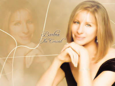 Hollywood Female Director Barbra Streisand Wallpaper